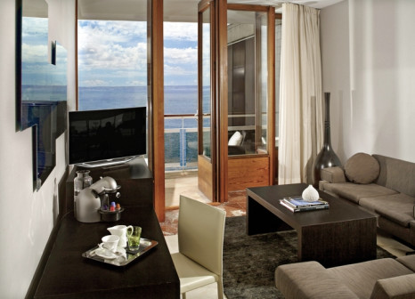Hotelzimmer mit Mountainbike im Gran Meliá De Mar