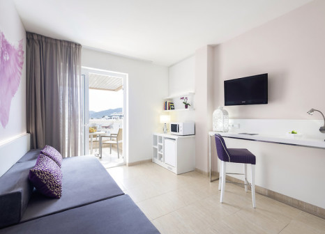 Hotelzimmer mit Golf im Tropic Garden Hotel Apartamentos
