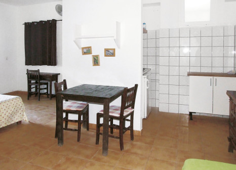 Hotelzimmer mit Paddeln im Formentera