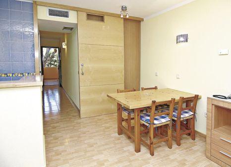 Hotelzimmer mit Tennis im Ses Eufabietes Apartamentos
