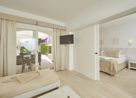Hotelzimmer mit Volleyball im Prinsotel La Caleta