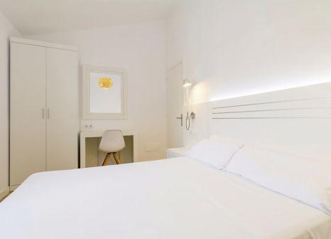 Hotelzimmer mit Golf im Cales de Ponent Apartments