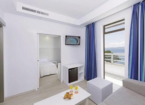 Hotelzimmer mit Volleyball im HSM President Golf & Spa