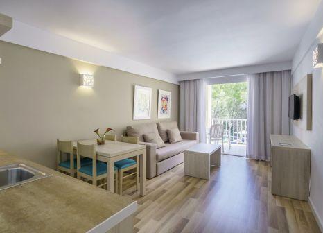 Hotelzimmer mit Golf im Floramar Aparthotel