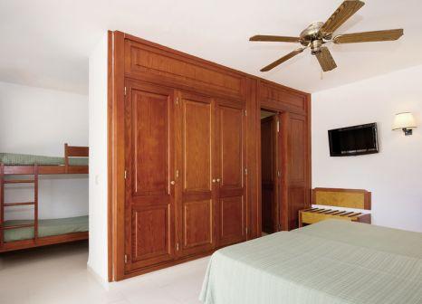 Hotelzimmer mit Minigolf im Hotel Cala Romántica