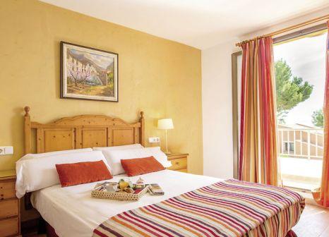 Hotelzimmer mit Golf im Ona Aucanada Club Aparthotel