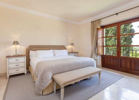 Hotelzimmer mit Tennis im Son Julia Country House