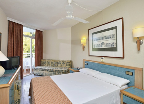 Hotelzimmer mit Fitness im Meliá Cala Galdana