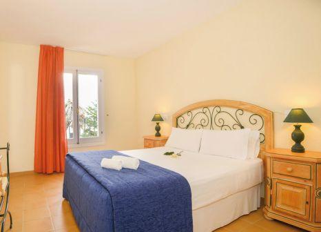 Hotelzimmer mit Mountainbike im Aparthotel Ona Cala Pi Club