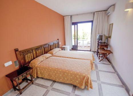 Hotelzimmer mit Tischtennis im Club Can Jordi