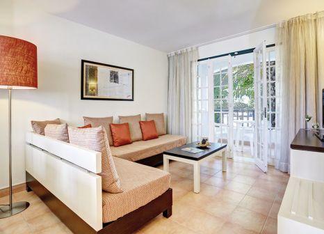 Hotelzimmer mit Mountainbike im Grupotel Club Menorca