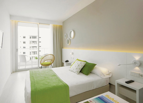 Hotelzimmer mit Golf im JS Sol de Alcudia