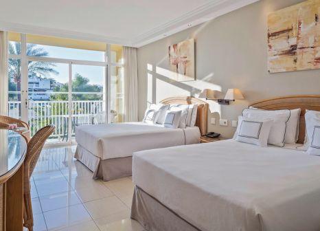 Hotelzimmer mit Tennis im Meliá Marbella Banús