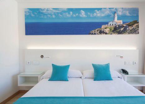Hotelzimmer mit Tischtennis im THB Dos Playas