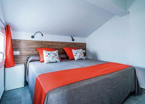Hotelzimmer mit Minigolf im Sunway Apartamentos