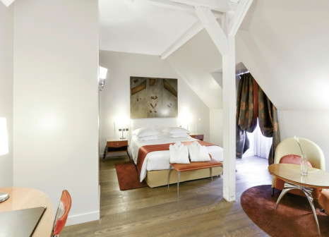 Hotelzimmer mit Fitness im Hôtel Régent Petite France & Spa