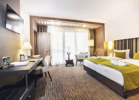 Hotelzimmer mit Aerobic im Caramell Premium Resort
