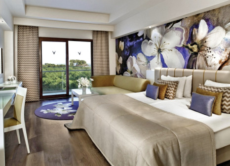 Hotelzimmer mit Volleyball im Voyage Belek Golf & Spa