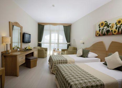 Hotelzimmer mit Volleyball im Limak Arcadia Sport Resort Hotel