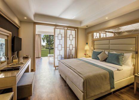 Hotelzimmer mit Yoga im Korumar Ephesus Beach & Spa Resort