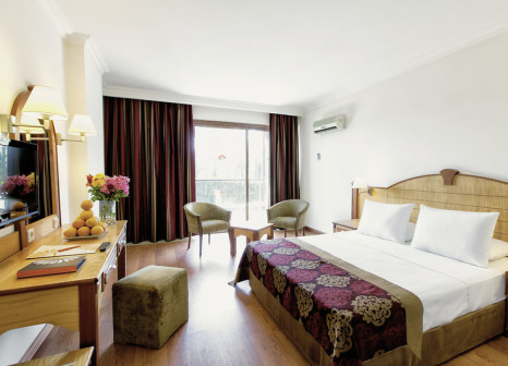 Hotelzimmer mit Volleyball im Adalya Art Side Hotel