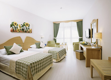 Hotelzimmer mit Mountainbike im Limak Arcadia Sport Resort Hotel