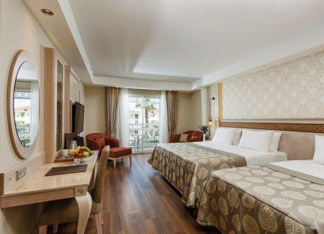Hotelzimmer mit Volleyball im Güral Premier Belek
