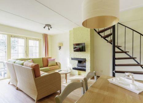Hotelzimmer mit Minigolf im Center Parcs Port Zélande