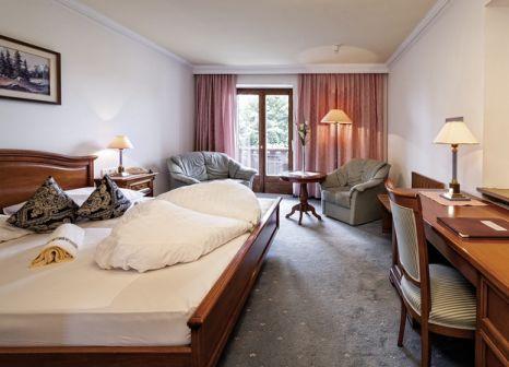 Hotelzimmer mit Minigolf im Fichtenhof