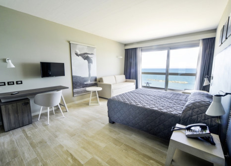 Hotelzimmer mit Fitness im Nautilus Family Hotel