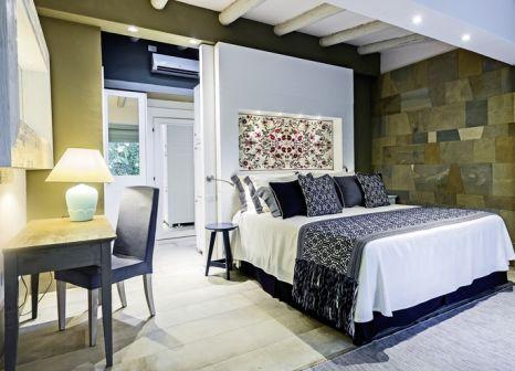 Hotelzimmer mit Volleyball im Hotel Bouganville