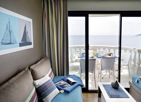 Hotelzimmer mit Tennis im Residence Cannes Verrerie