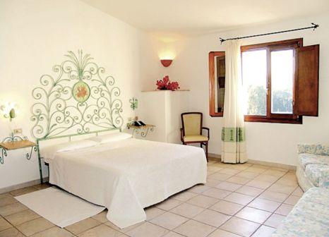Hotelzimmer mit Mountainbike im Hotel Airone