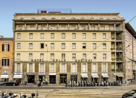 Hotel Delle Nazioni in Toskana - Bild von DERTOUR