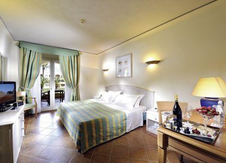 Hotelzimmer mit Volleyball im Pullman Timi Ama Sardegna