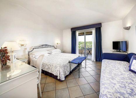 Hotelzimmer mit Golf im Grand Hotel Porto Cervo