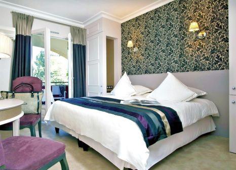 Hotelzimmer mit Tischtennis im Hôtel Le Vallon de Valrugues & Spa