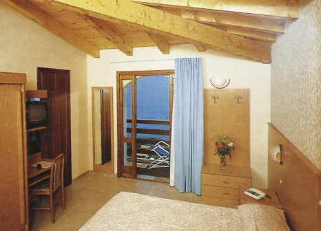 Hotelzimmer mit Minigolf im Pineta Campi