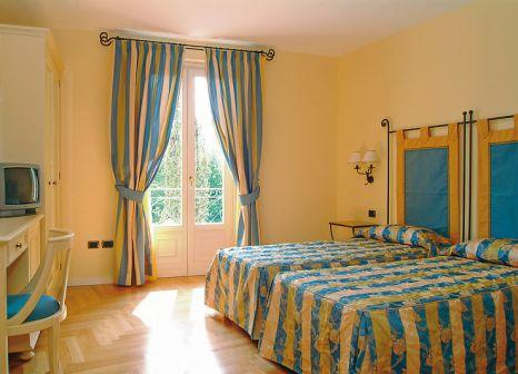 Hotelzimmer mit Whirlpool im Villa Sofia