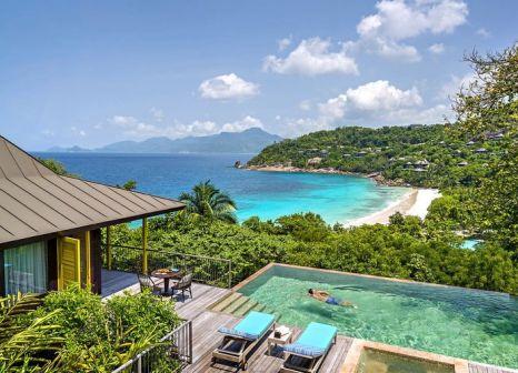 Hotel Four Seasons Resort Seychelles in Insel Mahé - Bild von DERTOUR