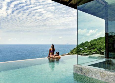 Hotel Four Seasons Resort Seychelles günstig bei weg.de buchen - Bild von DERTOUR