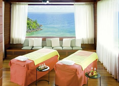 Hotelzimmer mit Yoga im Four Seasons Resort Seychelles