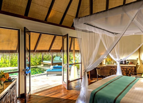 Hotelzimmer mit Tennis im Maldives at Kuda Huraa