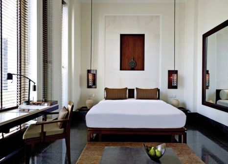 Hotelzimmer mit Fitness im The Chedi Muscat