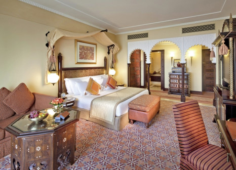 Hotelzimmer mit Yoga im Jumeirah Al Qasr