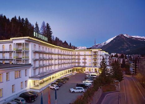 Steigenberger Grandhotel Belvédère in Graubünden - Bild von DERTOUR
