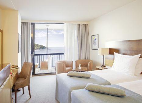 Hotelzimmer mit Paddeln im Hotel Excelsior Dubrovnik