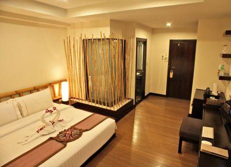 Hotelzimmer mit Wassersport im Bamboo House