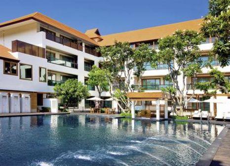 Hotel RatiLanna Riverside Spa Resort Chiang Mai in Nordthailand - Bild von MEIER`S WELTREISEN