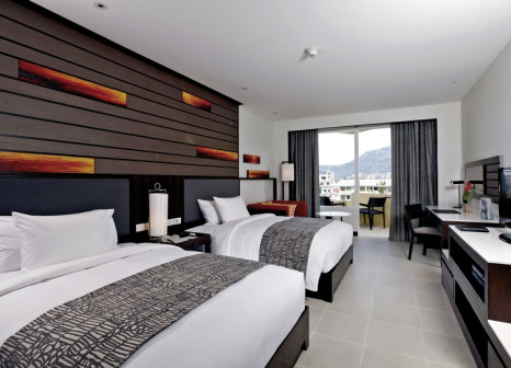 Hotelzimmer mit Tennis im Holiday Inn Resort Phuket